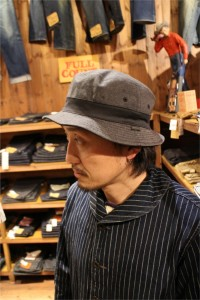 "WEST RIDE ""BUCKET HAT"""